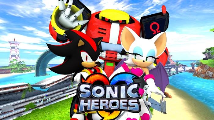 Постер к Русификатор Sonic Heroes (текст)