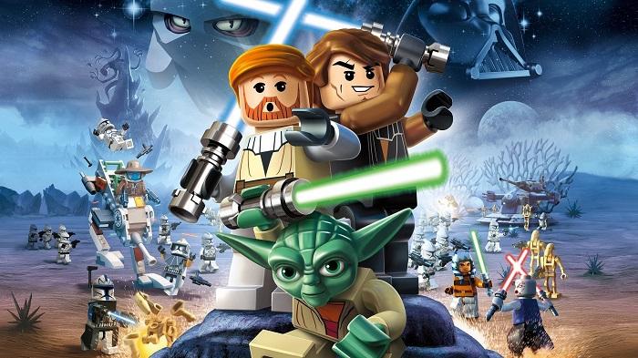Постер к Русификатор LEGO Star Wars 3: Theee Clone Wars (текст)