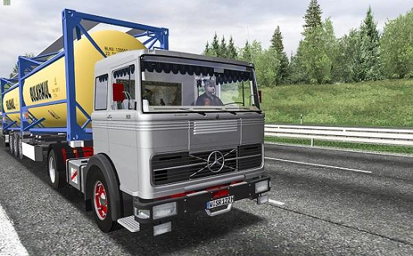 Постер к Русификатор German Truck Simulator (текст)