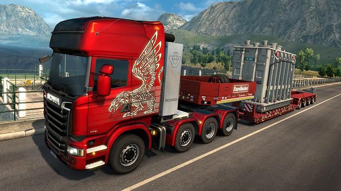 Постер к Русификатор Euro Truck Simulator (текст)