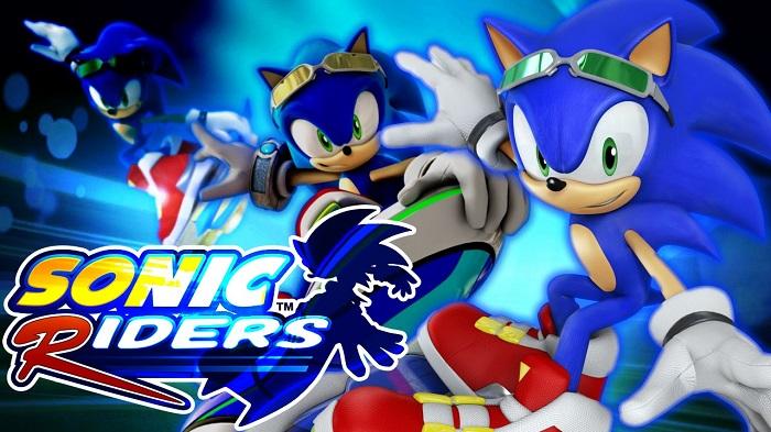 Постер к Русификатор Sonic Riders (звук)
