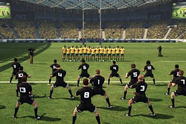 Постер к Русификатор Rugby Challenge (текст)