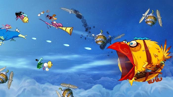 Постер к Русификатор Rayman Origins (текст)