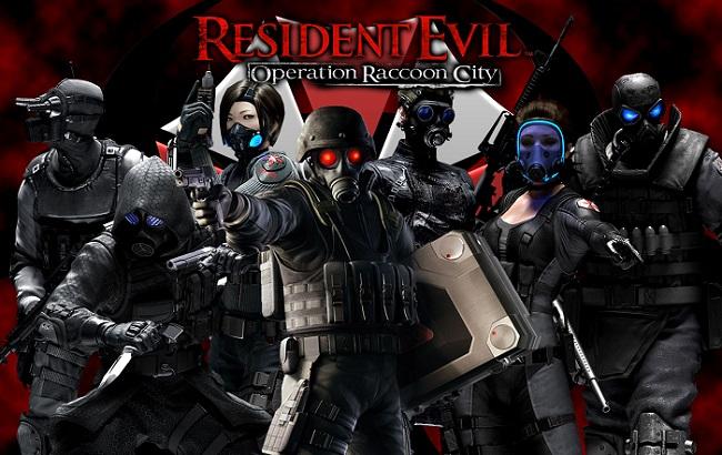 Постер к Русификатор Resident Evil: Operation Raccoon City (текст)