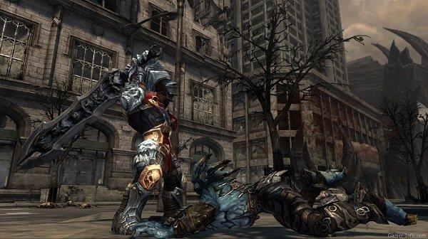 Постер к Русификатор Darksiders: Wrath of War (текст)
