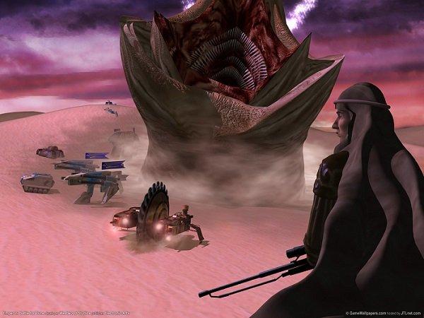 Постер к Русификатор Emperor: Battle for Dune (текст)