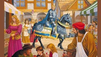 Постер к Русификатор Knights & Merchants (текст, звук)