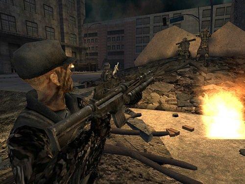 Постер к Русификатор Terminator 3: War of the Machines (звук)