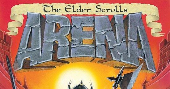 Постер к Русификатор Elder Scrolls: Arena (текст)
