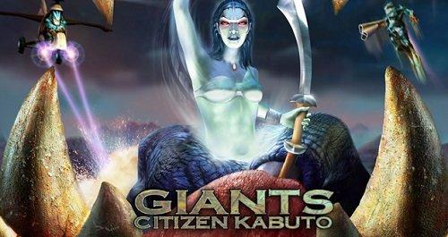 Постер к Русификатор Giants: Citizen Kabuto (звук)