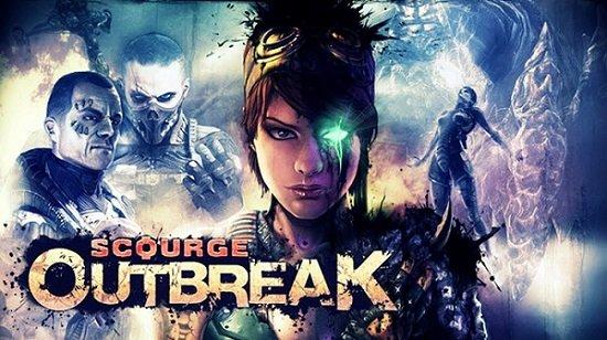 Постер к Русификатор Scourge: Outbreak (видео)