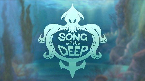 Постер к Русификатор Song of the Deep (текст)