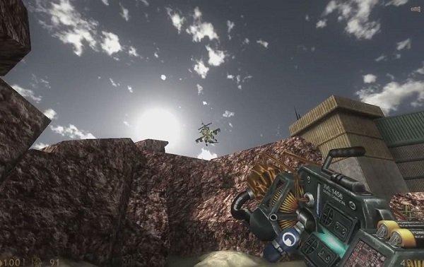 Постер к Русификатор Half-Life: Source (звук)