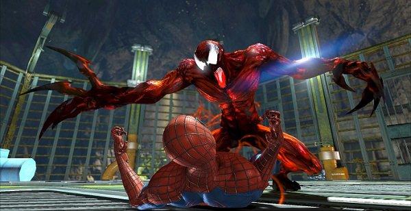 Постер к Русификатор Spider-Man: The Movie Game (текст+звук+видео)
