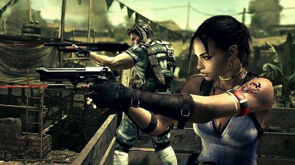 Постер к Русификатор Resident Evil 5 Gold Edition (звук)