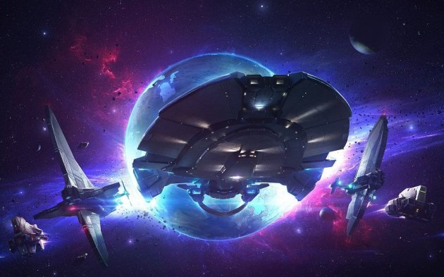 Постер к Русификатор Master of Orion 3 (звук, видео)