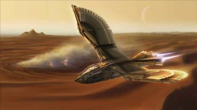 Постер к Русификатор Dune 2000 (звук, видео)