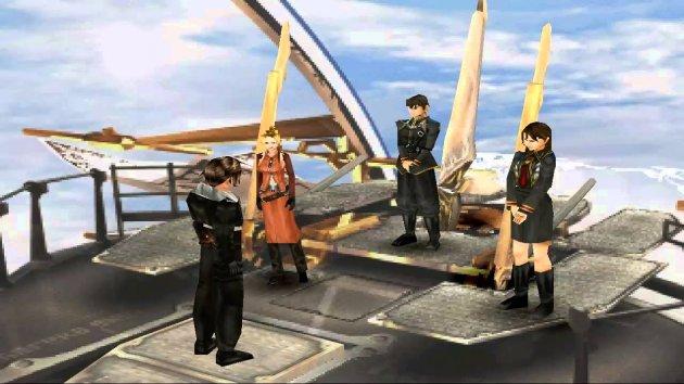 Постер к Русификатор Final Fantasy 8 (текст+звук)