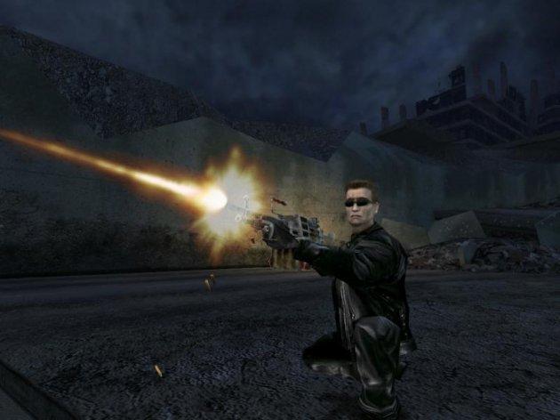 Постер к Русификатор Terminator 3: War of the Machines (текст)