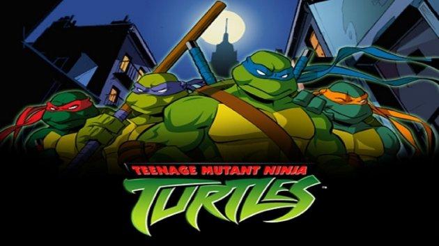 Постер к Русификатор Teenage Mutant Ninja Turtles (звук, видео)