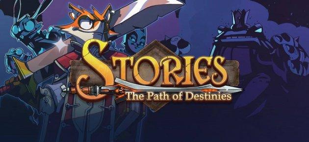 Постер к Русификатор Stories: The Path of Destinies (текст)