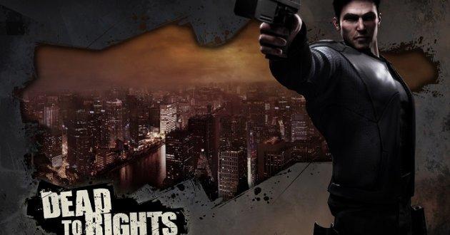 Постер к Русификатор Dead to Rights (звук, видео)