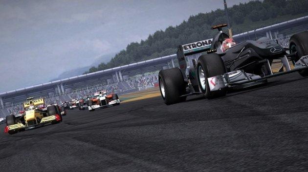 Постер к Русификатор F1 2010 (текст, звук)