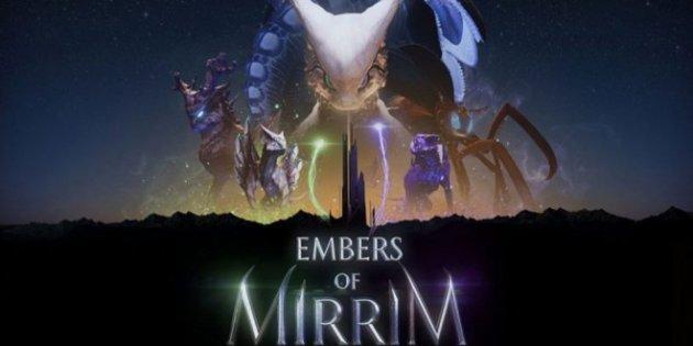 Постер к Русификатор Embers of Mirrim (текст)