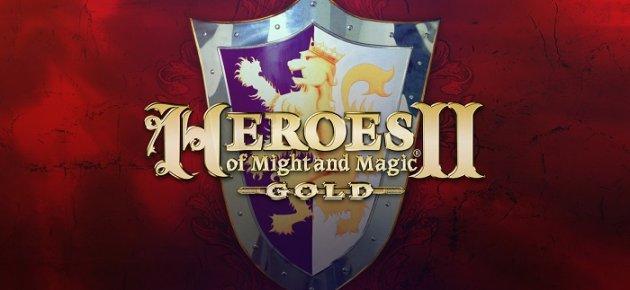 Постер к Русификатор Heroes of Might and Magic II Gold (текст, звук, видео)