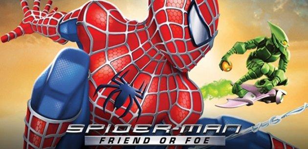 Постер к Русификатор Spider-Man: Friend or Foe (текст)