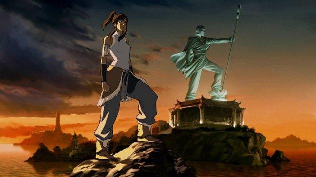 Постер к Русификатор The Legend of Korra (видео)