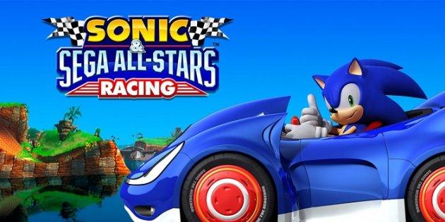 Постер к Русификатор Sonic and SEGA All Stars Racing (текст)