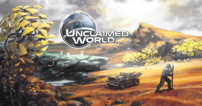 Постер к Русификатор Unclaimed World