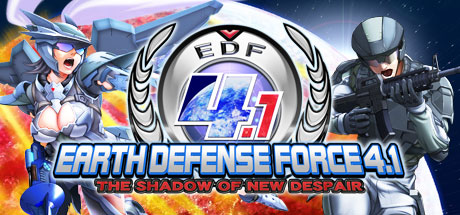 Постер к Русификатор EARTH DEFENSE FORCE 4.1 The Shadow of New Despair
