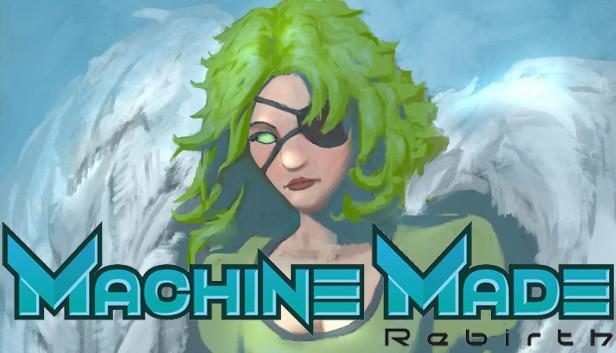 Постер к Русификатор Machine Made: Rebirth