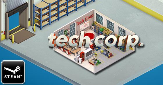 Постер к Русификатор Tech Corp.