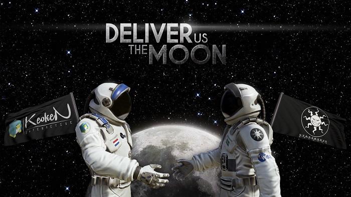 Постер к Русификатор Deliver Us the Moon