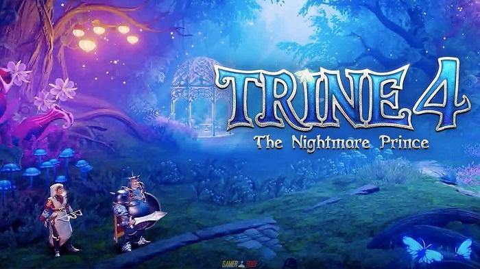 Постер к Русификатор Trine 4: The Nightmare Prince (звук)