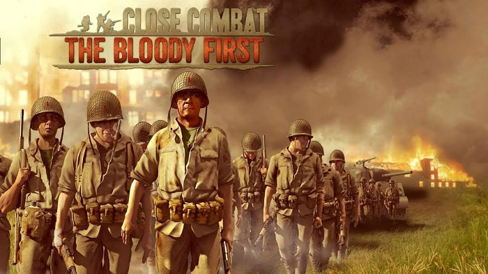 Постер к Русификатор Close Combat: The Bloody First