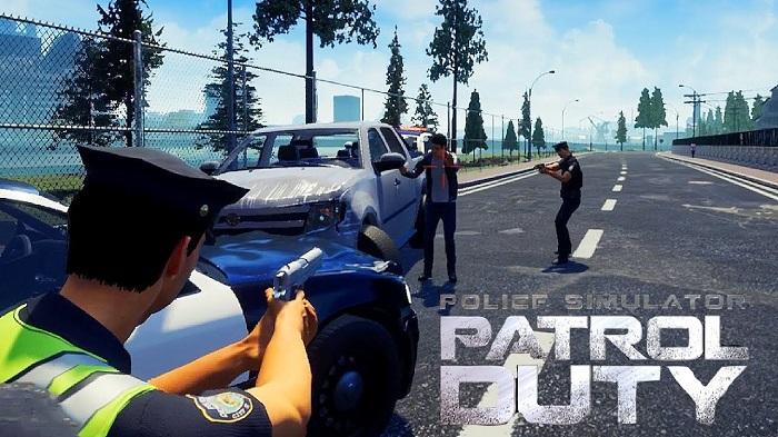 Постер к Русификатор Police Simulator: Patrol Duty