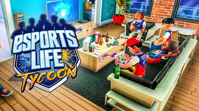 Постер к Русификатор Esports Life Tycoon
