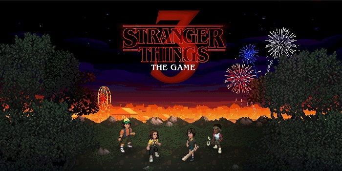 Постер к Русификатор Stranger Things 3: The Game