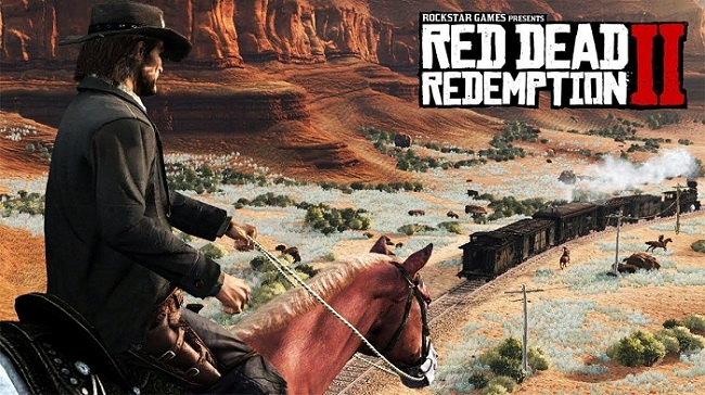 Постер к Русификатор Red Dead Redemption 2