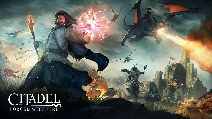 Постер к Русификатор Citadel: Forged with Fire