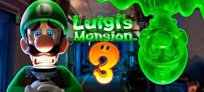 Постер к Русификатор Luigi's Mansion 3