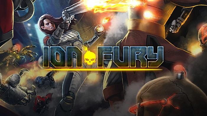 Постер к Русификатор Ion Fury