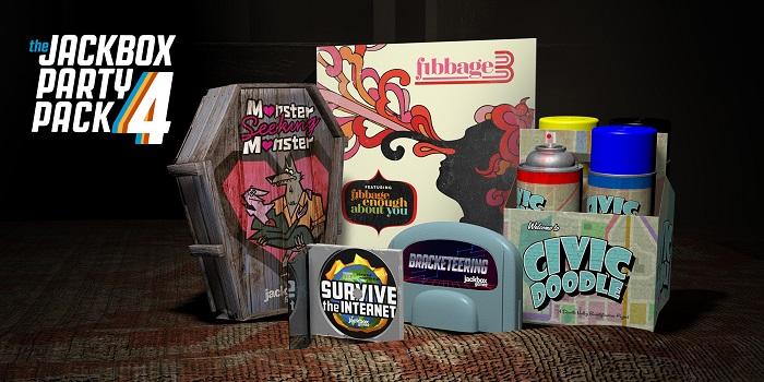 Постер к Русификатор The Jackbox Party Pack 4 (текст)