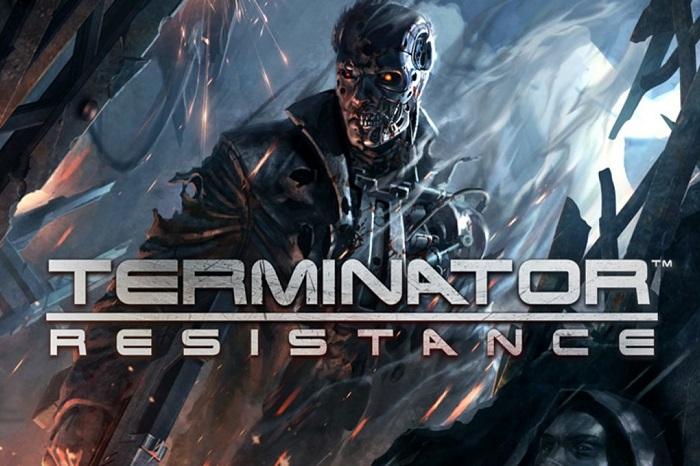 Постер к Русификатор Terminator: Resistance (текст)