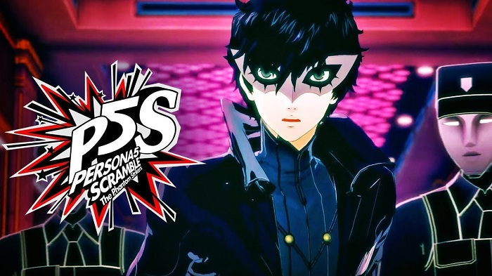 Русификатор Persona 5 Scramble: The Phantom Strikers