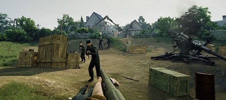 Постер к Русификатор Medal of Honor: Above And Beyond (текст)